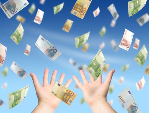 Heute trotz Insolvenz Kredithai 500 Euro leihen